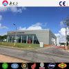 Workshop de aço Prefab luz para a Audi Showroom e Manual