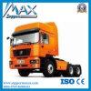 Camion de tracteur de GNL de Shacman 6X2 en Afrique
