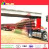 3 Wellen-hydraulischer Lenkwind-Aufsatz-Transport-Transportwagen-halb Schlussteil