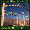Almacén del acero estructural del panel de emparedado
