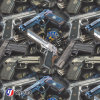 Transferencia Yingcai 0.5m pistola de agua Papel de inmersión Hydro Cine Impresión