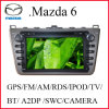 Voiture GPS pour Mazda 6