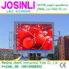 Im Freienbekanntmachen farbenreicher LED-Bildschirm