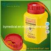1.7L Disposable Plastic Medical Sharps Box