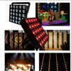 9W 25 피스 LED Matrix Wash Party Stage Light