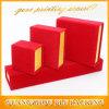 Упаковывать ювелирных изделий коробки подарка бумаги картона бархата (BLF-GB336)