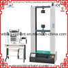 High Presice Ball Screw Rubber Tension Strength Test Machine de test de traction