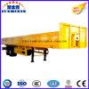 Rimorchio di programma di utilità del camion del lato di goccia degli assi di prezzi di fornitore 2/parete laterale/rete fissa
