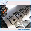 Сразу лазер металла спекая быстро подвергать механической обработке CNC прототипа