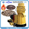 300-1500kg / H Flat Die Wood / Feed Pellet Mill