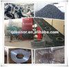 Verwendetes Gummireifen-Krume-Gummipflanzen-/Reifen-überschüssige Abfallverwertungsanlage