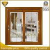 Раздвижная дверь Foshan алюминиевая с фабрикой сети москита