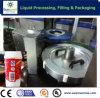 Роторный тип горячий клей обозначая машину для прикрепления этикеток Machine/OPP