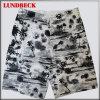 Shorts della scheda degli uomini con il disegno di modo