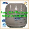 Filtro de petróleo P550162 para Donaldson Isuzu Kubota (P550162)