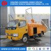 Dongfeng 5tの下水道の吸引のトラックの高圧下水道の洗剤のトラック