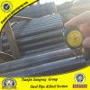 Resíduos explosivos de ms de tubos de aço soldados para estruturar