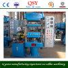 Máquina Vulcanizing da imprensa da placa hidráulica