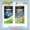 batteria della batteria dell'aria dello zinco del pacchetto di bolla di 1.4V 6PCS/protesi acustica (A13)