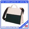 Le plus défunt sac à main de coton de toile de bonne qualité de sac de Madame emballage