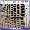 Het u-vormige Kanaal van het Vloeistaal van de Staaf van het Metaal Structurele