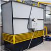 Wasser-Kühler-Luftkühlung-System für Hydrauliköl