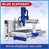 中国Ele1325 4の軸線CNCのルーター機械インドの販売のための最もよい使用されたCNCのルーター機械