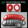 Rotelle di lucidatura della fibra dell'acciaio inossidabile