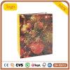 Form-Danksagungs-rote Kunst-überzogene Geschenk-Papiertüten