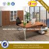 Bureau exécutif en bois solide de Tableau moderne de bureau (UL-MFC551)