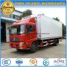 6 de Vrachtwagen van de Ijskast van Dongfeng van wielen 10 Ton van de Gekoelde Bestelwagen