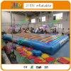 Neuester Entwurfs-aufblasbarer Schlag, springende Auflage, riesige springende Matte für Kinder