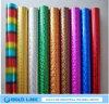 Hot Stamping láser de lámina de plástico Papel de película de sellado