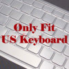 Крышка кожи клавиатуры для спутника A300 L200 M20 Toshiba