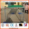 Jaula de los desperdicios del acoplamiento de alambre de acero de Galvanzied para el emplazamiento de la obra