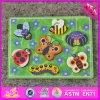 2016の卸し売り赤ん坊の木の形のゲーム、子供は昆虫の木の形のゲーム、教育子供の木の形のゲームW14D019を識別する