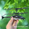 3 빛 (RH-8017)를 가진 CH 종려 크기 R/C 헬기