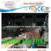 機械装置を作るWPC PVC壁のクラッディングパネル