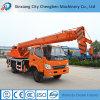 건물에 사용되는 이동할 수 있는 유압 8t 적재용 트럭 기중기