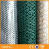 PVC 1/2インチの六角形の網の金網