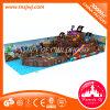 Спортивная площадка капризного замока парка атракционов конструкции корабля пирата крытая для сбывания