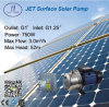 750W 1HP Jet Solar Surface DC Water Pump