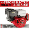 retroceso eléctrico del comienzo del eje horizontal inmóvil del motor de Ohv del motor de gasolina 16HP