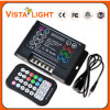 Controlador RGB Control Remoto Universal RF plástico LED