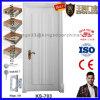 Puerta interior blanca de madera de entrada principal del diseño de Turquía
