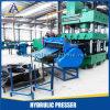 Línea fabricante de Reparing del cilindro del LPG del profesional