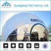 Полуфабрикат дом купола стальной структуры в Индии, шатре половинной сферы
