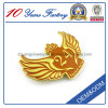 Crear Metal para requisitos particulares Badge con Wing