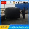 Globos del caucho de la alcantarilla de la calidad de Jingtong; Globo de goma neumático