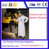 Separatore permanente del timpano magnetico della polvere asciutta, rimozione del ferro della materia plastica